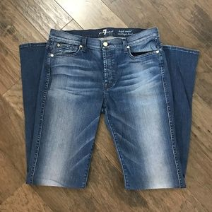 NBW- 7 For All Mankind High Waist Vintage Bootcut